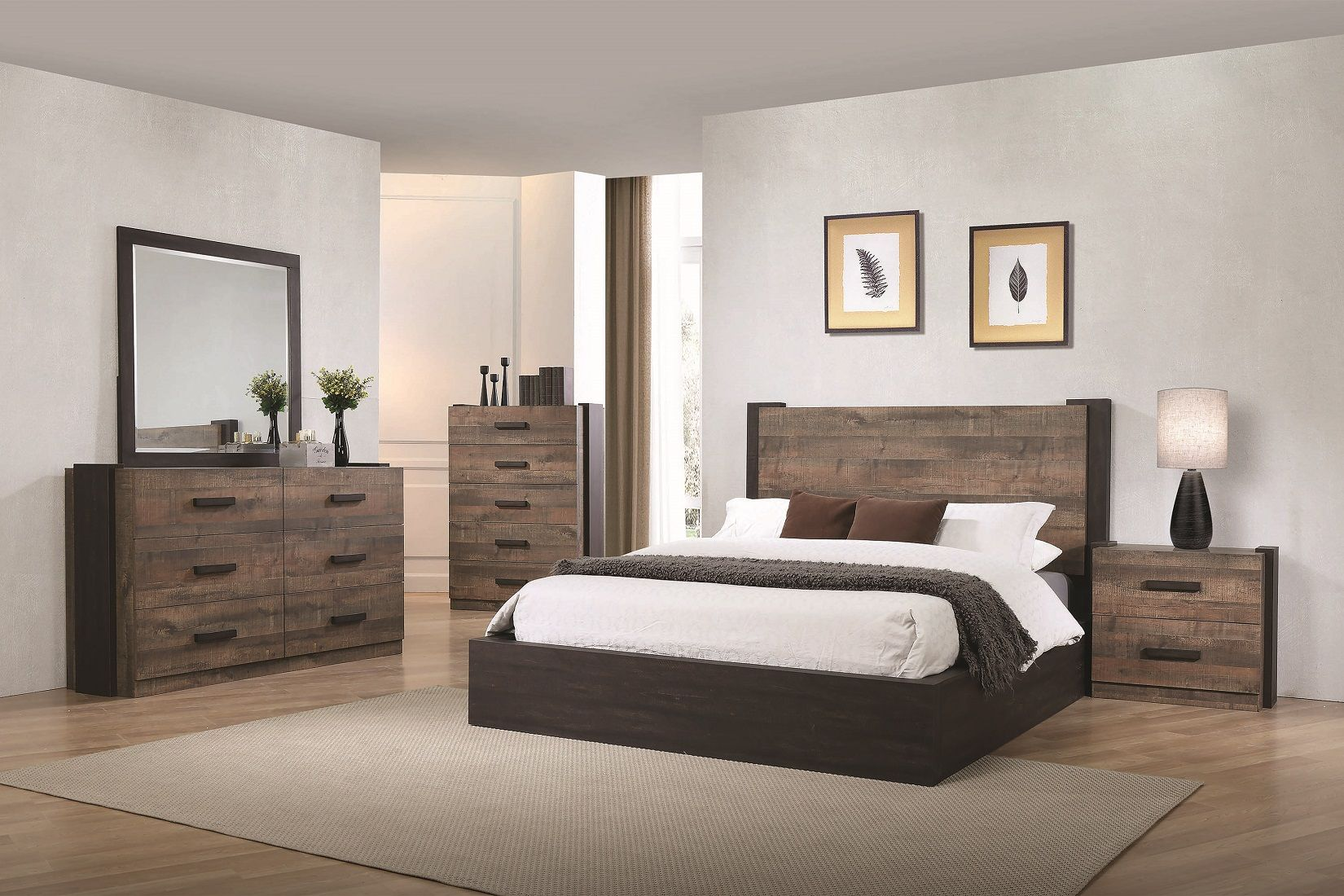 Weston Collection Bed Frame Coaster Fine Furniture
