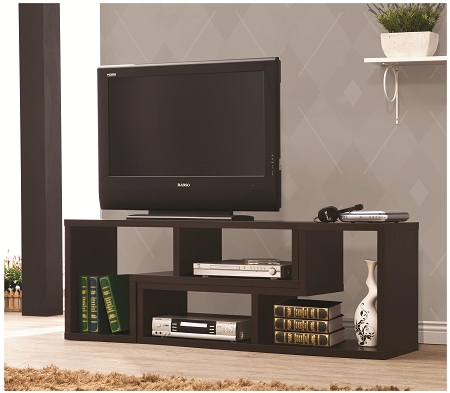 Horizontal Or Vertical Convertible Tv Stand Book Shelf