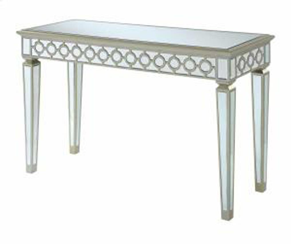 Accent Tables Glass Top Console Table : UMF950184 from www.easy2getfurniture.com size 1016 x 850 jpeg 35kB