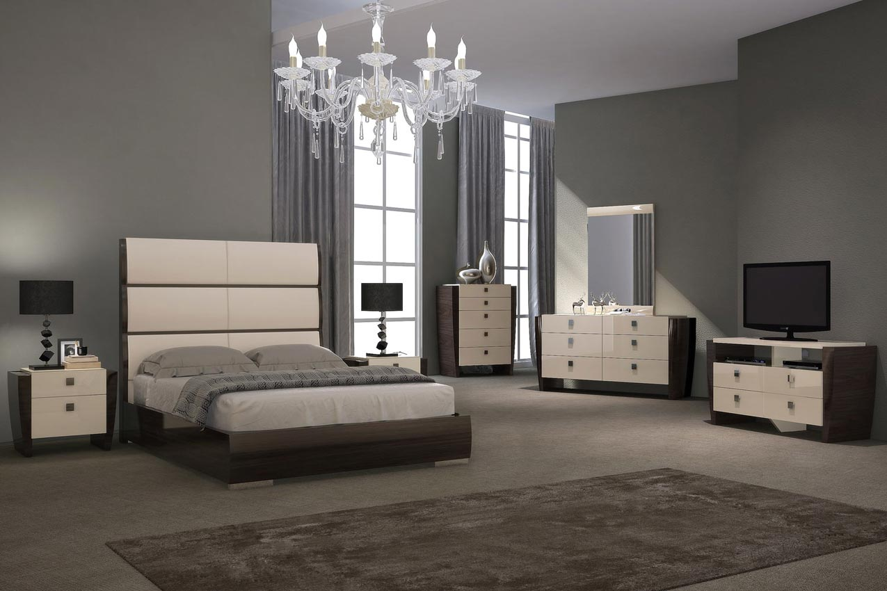 New York Queen Bed Frame