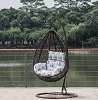 Oval Shaped Swing Chair