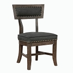 Rustic Mayberry Dining Chair Pair (2)