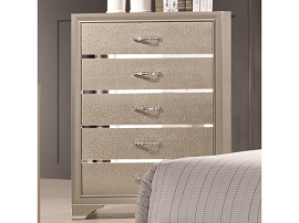 Beaumont Five Drawer Chest