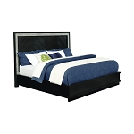 Chula Vista Panel Bed Caviar