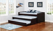 Triple Twin Daybed with Trundle