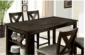 5 Pcs Lana Counter Height Dining Table