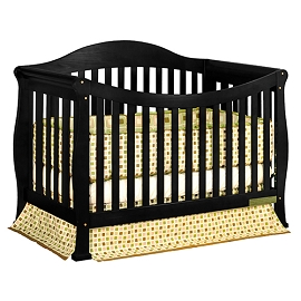 Solid Wood 3-in-1 Crib