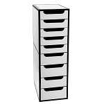 SLAYSTATION® ARIA 9-DRAWERS VANITY STORAGE UNIT