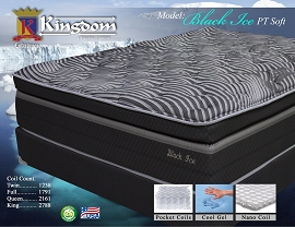 KINGDOM MATTRESSES - Starting @ $799