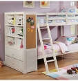 Athena Twin/Twin Bunk Bed