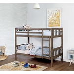 EMILIE TWIN/TWIN BUNK BED( OUT OF STOCK (ETA:2020-11-29)