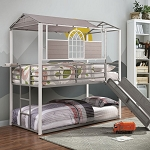 OSCAR TWIN/TWIN BUNK BED  (Out of stock) call store for ETA