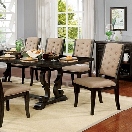 5 Pcs Patience Dining Table Set