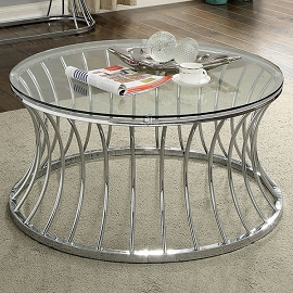 Esme Contemporary Coffee Table