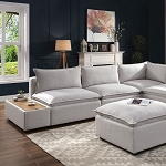 ARLENE SECTIONAL- OUT OF STOCK (ETA:2020-12-15)