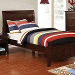 Brogana Cherry Bed Frame- Twin or Full