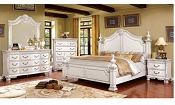 Traditional Style Bed Frame