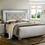 BELLANOVA Silver Bed Frame