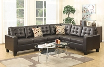 4-Pcs Modular Sectional - Color Options
