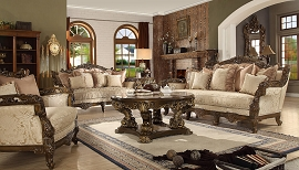 Traditional Sofa HD-1609