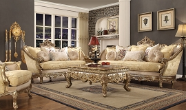 Traditional Sofa HD-2626