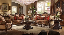 Traditional Sofa HD-39