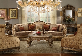 Traditional Sofa HD-458
