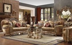 Traditional Sofa HD-622