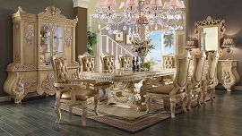 HD-7266 DINING TABLE Homey Design Victorian, European & Classic Design (COPY) (COPY)