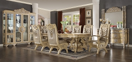 HD-8015 DINING TABLE Homey Design Victorian, European & Classic Design (COPY) (COPY) (COPY) (COPY) (COPY) (COPY)