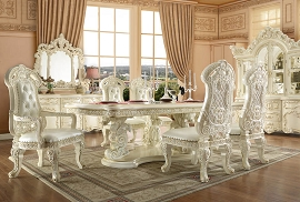HD-8089 DINING TABLE Homey Design Victorian, European & Classic Design