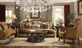 Traditional Sofa HD-9344