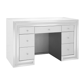 MELANIE PREMIUM MIRRORED VANITY TABLE
