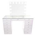 SLAYSTATION® PRO 2.0 TABLETOP + GLOW PRO VANITY MIRROR + DRAWER UNITS BUNDLE