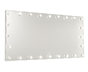 HOLLYWOOD GLOW® PANORAMA EXTRA WIDE VANITY MIRROR