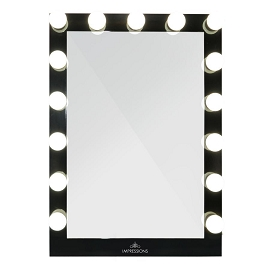 HOLLYWOOD ICONIC® PRO-SALON 2XL VANITY WALL MIRROR