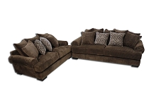 Memphis Sofa- with Love Seat option
