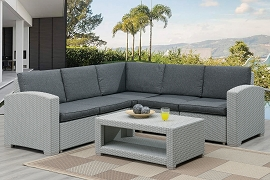 6 pcs Outdoor Sectional