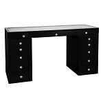 SLAYSTATION® PRO PREMIUM VANITY TABLE WITH DRAWERS