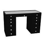 SLAYSTATION® PLUS PREMIUM VANITY TABLE WITH DRAWERS