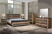 Sembene California King Bedframe
