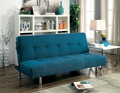 Contemporary Style Futon-color option