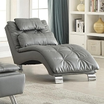 Dilleston Casual Contemporary Chaise