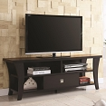 Transitional TV Console