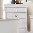 Eugenia Chest  White