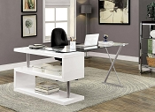 Bronwen Collection Modern Desk-color option