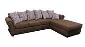 Brent Wood Sectional