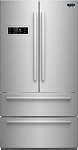 20.7 Cu. Ft. Stainless Steel French Door  Refrigerator