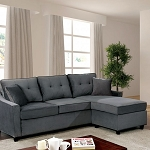 Grey  Hakin Sectional