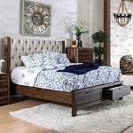 Hutchinson Bed Only  CM7577DR